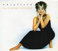 Whigfield - Big Time/Last Christmas  (CD Single 1995)
