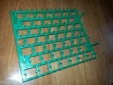 Pheasant Egg Tray.Holds 46 eggs. Incubator Egg Tray for Hatching Eggs. PET-46-ST
