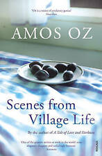 OZ,AMOS-SCENES FROM VILLAGE LIFE  BOOK NEW