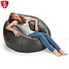 """Bean Bag Chair Chair Lounge Comfort Foam Game Bedroom Extra Large 132"""" Round"""