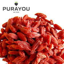 Purayou Natural Sun Dried Goji Berries 250g - Free UK Shipping
