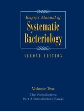 Bergey's Manual® of Systematic Bacteriology (2005, Hardcover, Revised)