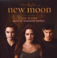 THE TWILIGHT SAGA : NEW MOON (BOF) - DESPLAT ALEXANDRE (CD)