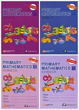 Singapore Primary Math Grade 6 Kit (US ED)-Workbook/Textbook 6A+6B-FREE EXP SHIP