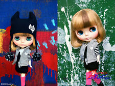"""Takara NEW 12"""" NEO CWC LIMITED BLYTHE Doll PICKLE WINKLE Free Ship Japan Version"""