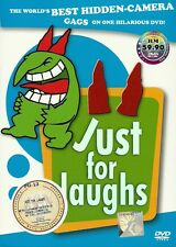 DVD Just For Laughs ( Best Hidden-Camera Comedy Show ) GAGS Boxset
