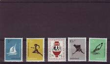 a119 - NETHERLANDS - SG831-835 MNH 1956 OLYMPIC GAMES MELBOURNE