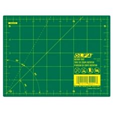 "OLFA 6"" X 8"" Double Sided Self-Healing Rotary Cutting Mat #RM-6X8"