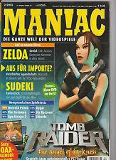 MANIAC 2/2003 Februar 2002 mit Sexy- Doax- Kalender und Bonus XBOX DVD