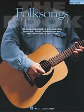 The Folksongs Book Sheet Music 133 Songs from Around the World Easy Gu 000702180