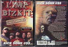 Limp Bizkit - Kick Some Ass (2000, DVD)