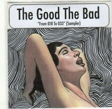 (CA699) The Good The Bad, From 018 to 033 sampler - DJ CD