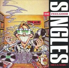 Singles: The UA Years+ by Dr. Feelgood (Pub Rock Band) (CD, May-1989,...