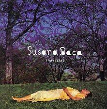 Traves¡as by Susana Baca (CD, Oct-2007, Luaka Bop)