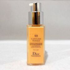 DIOR CAPTURE TOTALE HIGH DEFINITION FOUNDATION TRIAL SIZE 20ML SHADE #023 NEW(T)