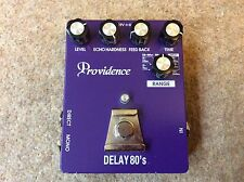 Providence Delay 80's DLY-83 Delay pedal