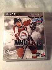 PS3 EA SPORTS NHL 13 GAME- Complete- PLAYSTATION 3!