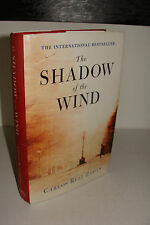 The Shadow of the Wind by Carlos Ruiz Zafon UK 1st/1st 2004 W&N Hardcover