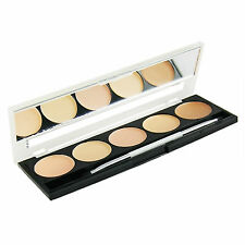 W7 Camouflage Kit Concealer Palette - 5 Shades Cream - FREE 1ST CLASS DELIVERY