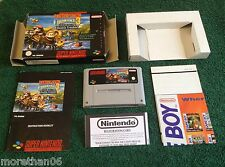 DONKEY KONG COUNTRY 3 * SUPER NINTENDO / SNES GAME * 100% COMPLETE * PAL *