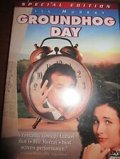 GROUNDHOG DAY USED DVD SPECIAL EDITION BILL MURRAY ANDIE McDOWELL
