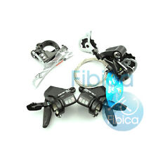 New Shimano Acera RD-SL-FD-M430 Derailleur Group set Groupset 3x9-speed 3 pieces