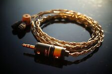 Whiplash Audio TWcu v3 Sennheiser replacement upgrade cable IE80 IE8