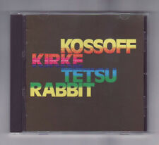 (CD) KOSSOFF / KIRKE / TETSU / RABBIT - S/T / Japan Import / PHCR-18756
