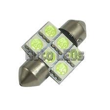 White SMD LED 31mm Festoon 12v Interior LED Bulb