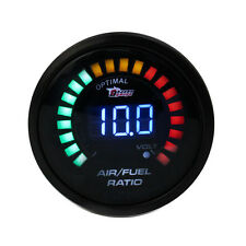 "New Air Fuel Gauge 2"" 52MM Electrical Car Meter Digital Wideband Smok Auto Meter"