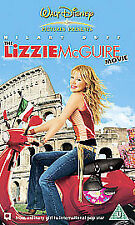 The Lizzie Mcguire Movie [VHS] [2003], Good VHS, Hilary Duff, Adam Lamberg, Clay