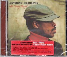 Anthony Hamilton - Ain't Nobody Worryin'  Import *KOREA CD**SEALED*  $2.99 S/H