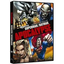 30235//DC UNIVERSE SUPERMAN/BATMAN APOCALYPSE DVD NEUF SOUS BLISTER