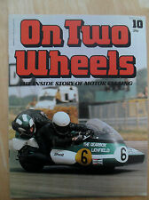 On Two Wheels No.10, B Briggs, British GP, Brooklands, Brough, Handling & More