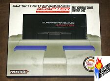 New Super Retro Advance Adapter - Play GBA Games on SNES Nintendo