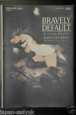 "JAPAN Bravely Default: Flying Fairy ""Official Complete Guide"""