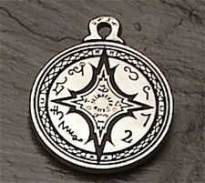 Mastery of Magical Arts ANGEL Talisman - ALCHEMY Pendant Necklace SIGIL Amulet