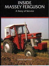 TRACTOR BOOK: Inside Massey Ferguson-A Story of Service