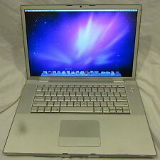"Apple Macbook Pro 15""  2.2 GHz Core 2 Duo Late 2007  3,1 A1226"