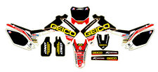 Mx decal sticker kit en mx vinyl fits honda CRF250 450 2013 14 (non oem)