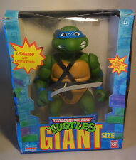 Vintage 90s Action Figur TMHT Ninja GIANT Turtles LEONARDO Playmates