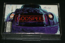 Godspeed Ride Cassette 1994 OUT OF PRINT FEATURES TOMMY FROM SOLACE VG++