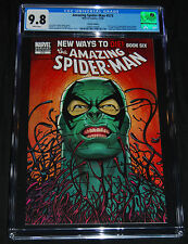 The Amazing Spider-Man #573 (DEC 2008, Marvel) CGC 9.8, Variant cover