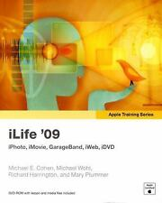 Apple Training Series: iLife 09-ExLibrary