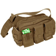 5.11 US TACTICAL SHOULDER BAIL OUT BAG COMBAT SECURITY PACK FLAT DARK EARTH