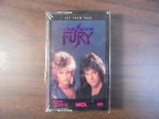 "NEW SEALED ""Stone Fury"" Let Them Talk     (G)"
