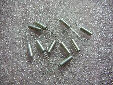 VANSONIC 32.768KHz Crystal Tuning Fork 12.5pF 20PPM  **NEW** 10/PKG