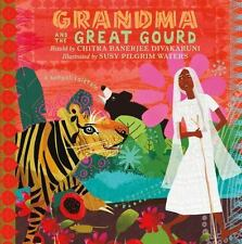 Grandma and the Great Gourd: A Bengali Folktale-ExLibrary