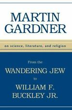 From the Wandering Jew to William F. Buckley, Jr. : On Science, Litera-ExLibrary