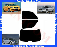 Pellicola Oscurante Vetri Audi A3 3 Porte 2003-2010  5%, 20%, 35% o 50%